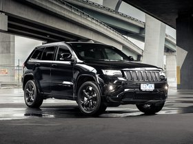 Ver foto 6 de Jeep Grand Cherokee Blackhawk 2015