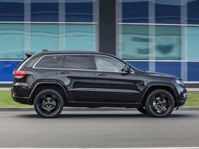Ver foto 5 de Jeep Grand Cherokee Blackhawk 2015