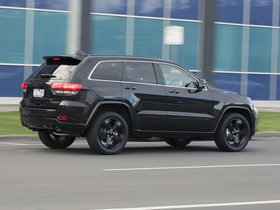 Ver foto 2 de Jeep Grand Cherokee Blackhawk 2015