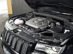 Ver foto 16 de Jeep Grand Cherokee Blackhawk 2015