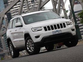 Ver foto 10 de Jeep Grand Cherokee Laredo WK2 Australia 2013