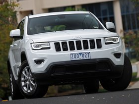 Ver foto 9 de Jeep Grand Cherokee Laredo WK2 Australia 2013