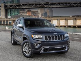 Ver foto 10 de Jeep Grand Cherokee Limited 2013