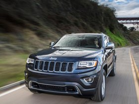 Ver foto 8 de Jeep Grand Cherokee Limited 2013