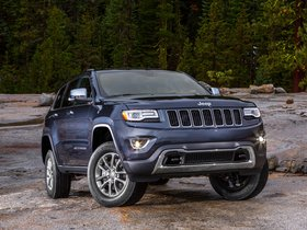 Ver foto 7 de Jeep Grand Cherokee Limited 2013