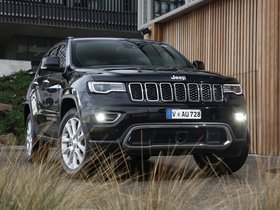 Fotos de Jeep Grand Cherokee Limited WK2 Australia 2017