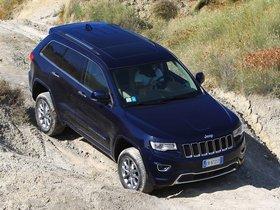 Ver foto 18 de Jeep Grand Cherokee Overland Europe 2013