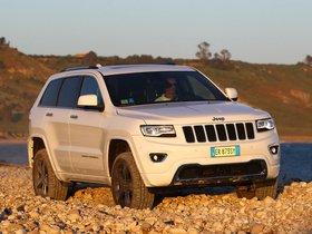 Ver foto 9 de Jeep Grand Cherokee Overland Europe 2013
