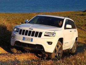 Ver foto 8 de Jeep Grand Cherokee Overland Europe 2013