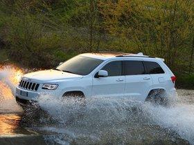 Ver foto 6 de Jeep Grand Cherokee Overland Europe 2013