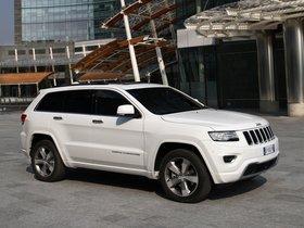 Ver foto 3 de Jeep Grand Cherokee Overland Europe 2013