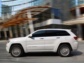 Ver foto 2 de Jeep Grand Cherokee Overland Europe 2013