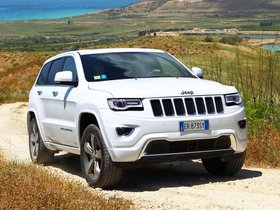 Fotos de Jeep Grand Cherokee Overland Europe 2013