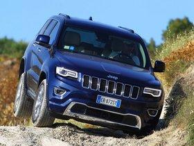 Ver foto 16 de Jeep Grand Cherokee Overland Europe 2013