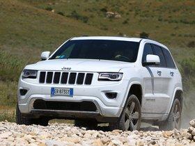 Ver foto 11 de Jeep Grand Cherokee Overland Europe 2013
