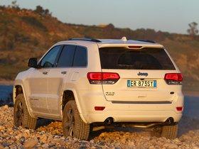 Ver foto 10 de Jeep Grand Cherokee Overland Europe 2013