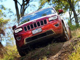 Fotos de Jeep Grand Cherokee Overland 2013