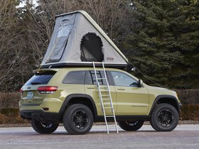 Ver foto 2 de Jeep Grand Cherokee Overlander Concept WK2 2015