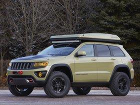 Fotos de Jeep Grand Cherokee Overlander Concept WK2 2015