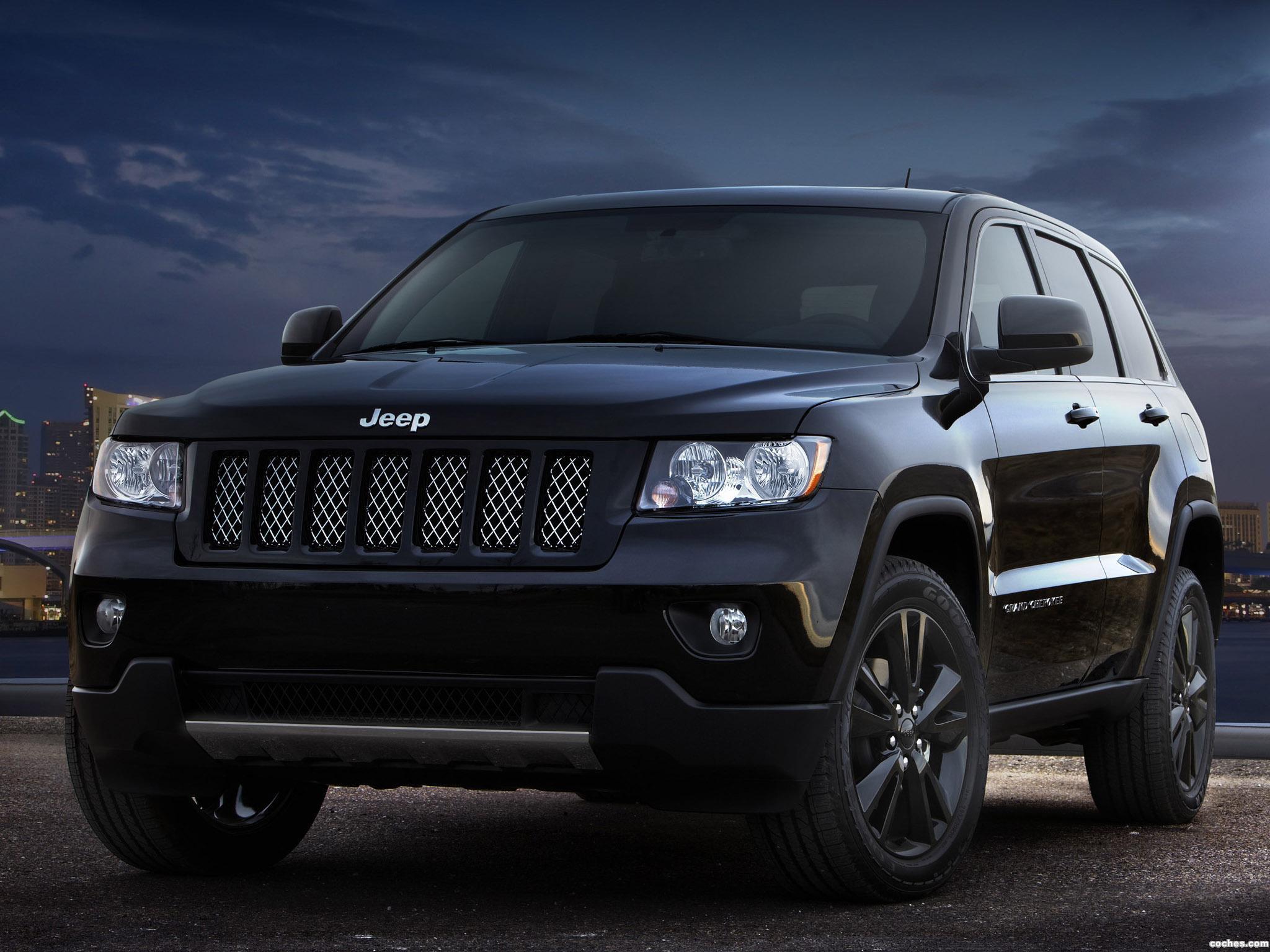 Foto 0 de Jeep Grand Cherokee Production Intent Concept 2012