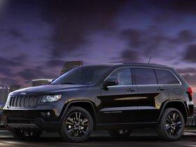 Ver foto 10 de Jeep Grand Cherokee Production Intent Concept 2012