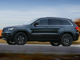 Ver foto 6 de Jeep Grand Cherokee Production Intent Concept 2012