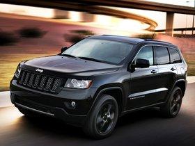 Ver foto 2 de Jeep Grand Cherokee Production Intent Concept 2012