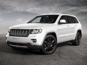 Fotos de Jeep Grand Cherokee Production Intent Concept 2012