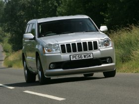 Fotos de Jeep Grand Cherokee SRT-8 2006