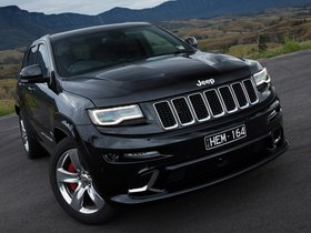 Fotos de Jeep Grand Cherokee SRT WK2 Australia 2013