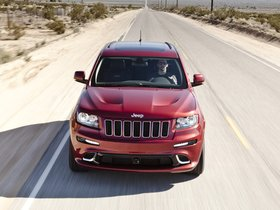 Ver foto 18 de Jeep Grand Cherokee SRT8 2011