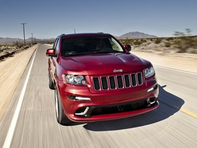 Ver foto 12 de Jeep Grand Cherokee SRT8 2011