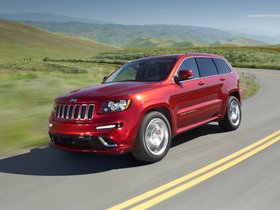 Ver foto 11 de Jeep Grand Cherokee SRT8 2011