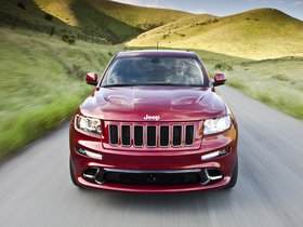 Ver foto 10 de Jeep Grand Cherokee SRT8 2011