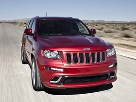 Ver foto 9 de Jeep Grand Cherokee SRT8 2011