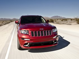 Ver foto 7 de Jeep Grand Cherokee SRT8 2011