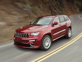 Ver foto 6 de Jeep Grand Cherokee SRT8 2011