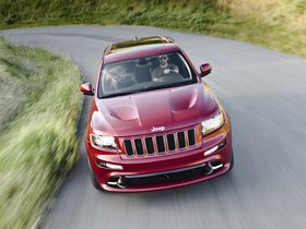 Ver foto 5 de Jeep Grand Cherokee SRT8 2011
