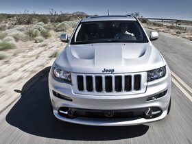 Ver foto 38 de Jeep Grand Cherokee SRT8 2011