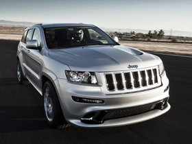 Ver foto 37 de Jeep Grand Cherokee SRT8 2011
