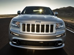 Ver foto 36 de Jeep Grand Cherokee SRT8 2011