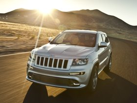 Ver foto 35 de Jeep Grand Cherokee SRT8 2011