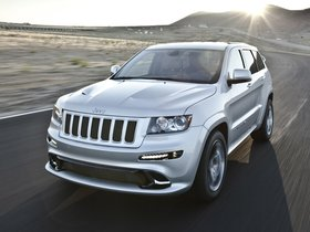 Ver foto 34 de Jeep Grand Cherokee SRT8 2011