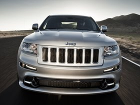 Ver foto 33 de Jeep Grand Cherokee SRT8 2011