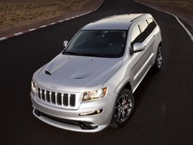 Ver foto 32 de Jeep Grand Cherokee SRT8 2011