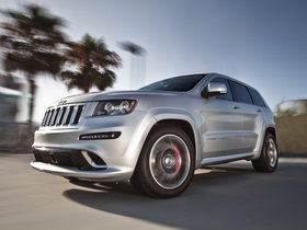 Ver foto 31 de Jeep Grand Cherokee SRT8 2011