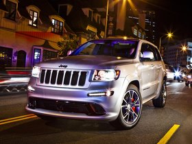 Ver foto 30 de Jeep Grand Cherokee SRT8 2011