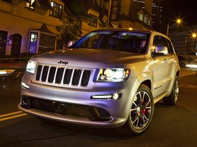 Ver foto 29 de Jeep Grand Cherokee SRT8 2011