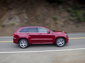 Ver foto 19 de Jeep Grand Cherokee SRT8 2011