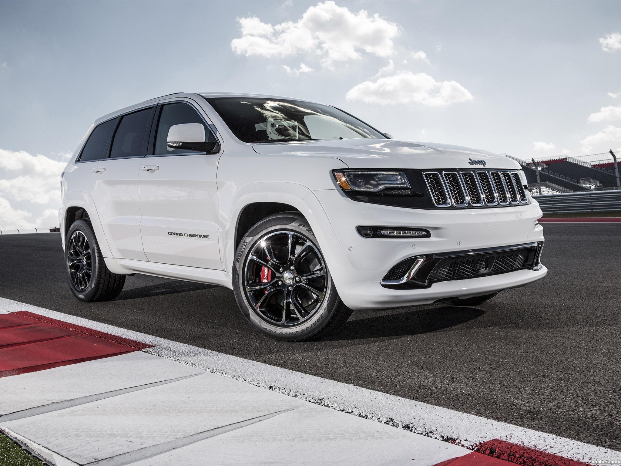 Foto 21 de Jeep Grand Cherokee STR8 2013